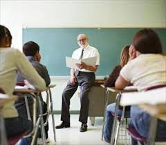 cours en classe...